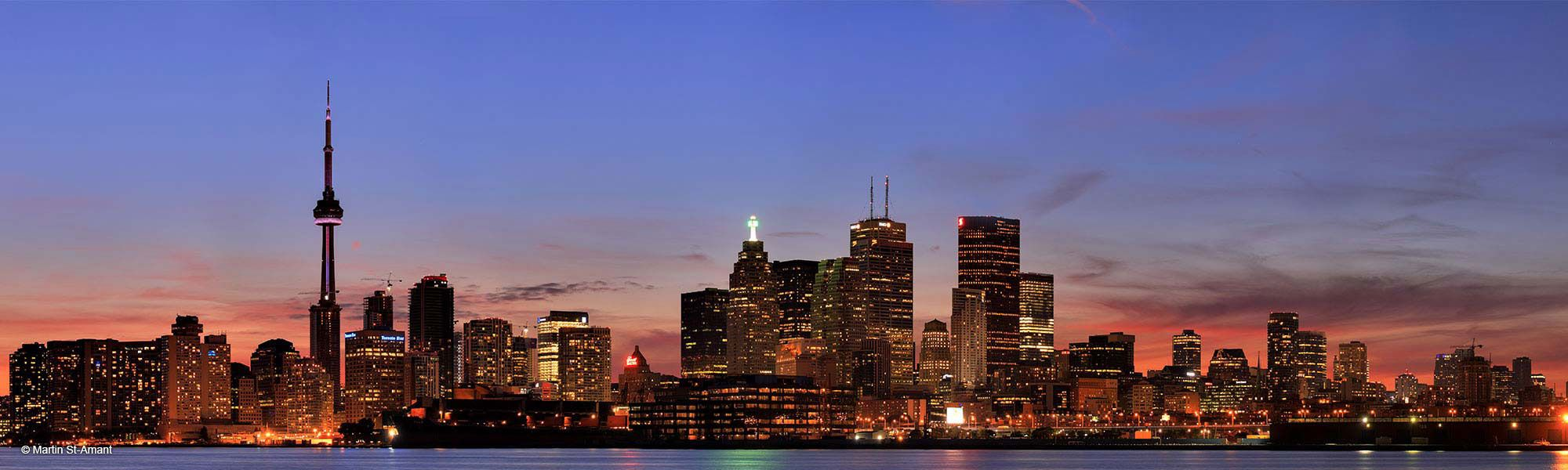 As one of canada's busiest cities, visit Toronto for the