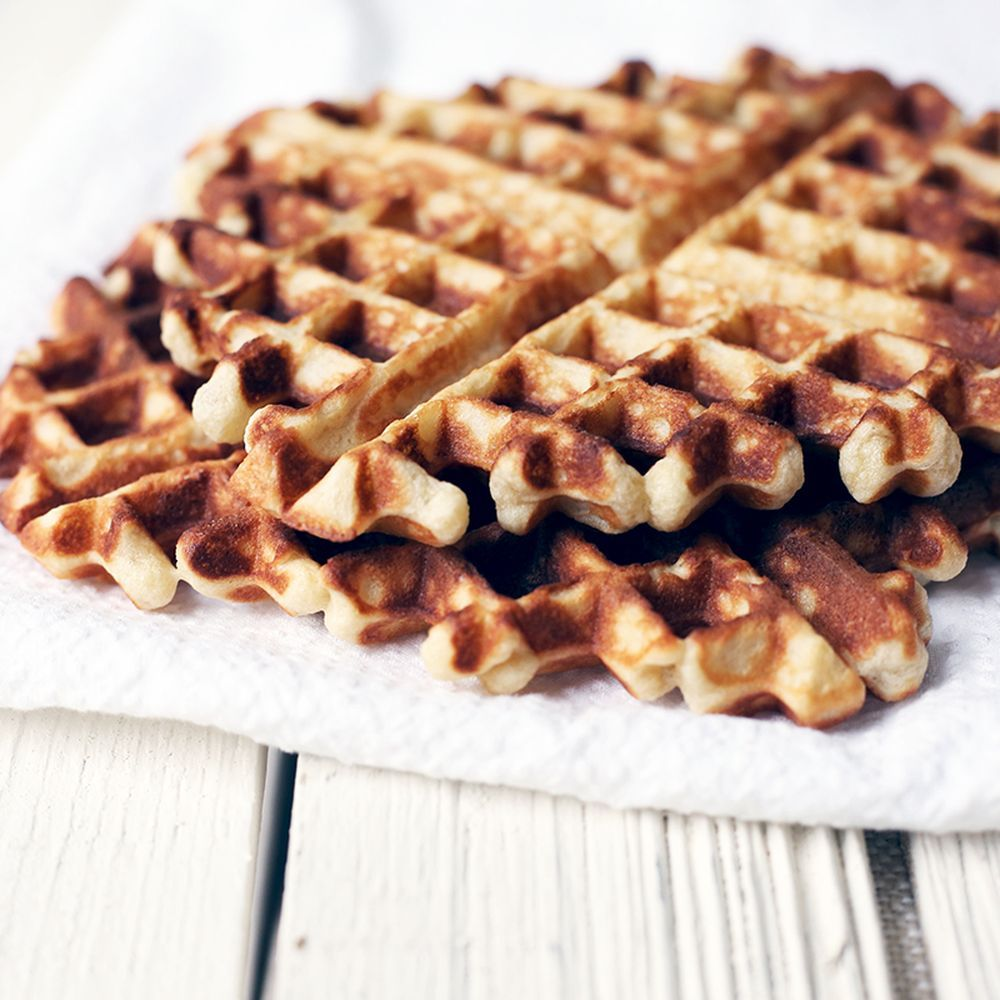 It Looks Like Classic Buttermilk Waffles Have Some Competition Waffle Recipes Food Food 52