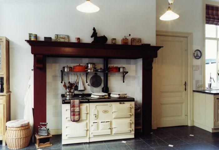 Keuken Noordermeer - Mertens Keukenambacht - Nostalgische keukens en landelijke keukens