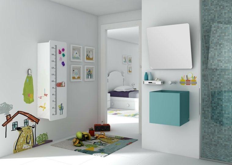 Salle de bain enfant - 25 suggestions de déco originale
