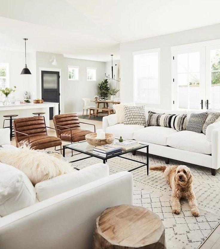 55 Incredible Farmhouse Living Room Sofa Design Ideas And Decor Http Centophobe Com Living Room Sofa Design Farm House Living Room Living Room Inspiration