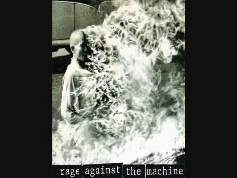 Rage Against the Machine - Killing in the name    *Fuck you, I won't do what you told me!*