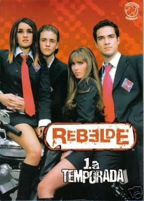 Rebelde Rbd Temporada 1 Rbd Novela Novelas