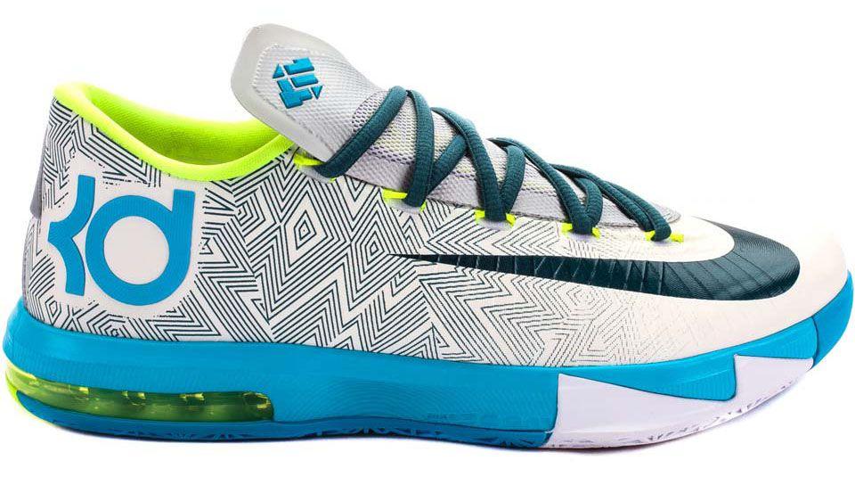 Nike KD 6 - Home 2