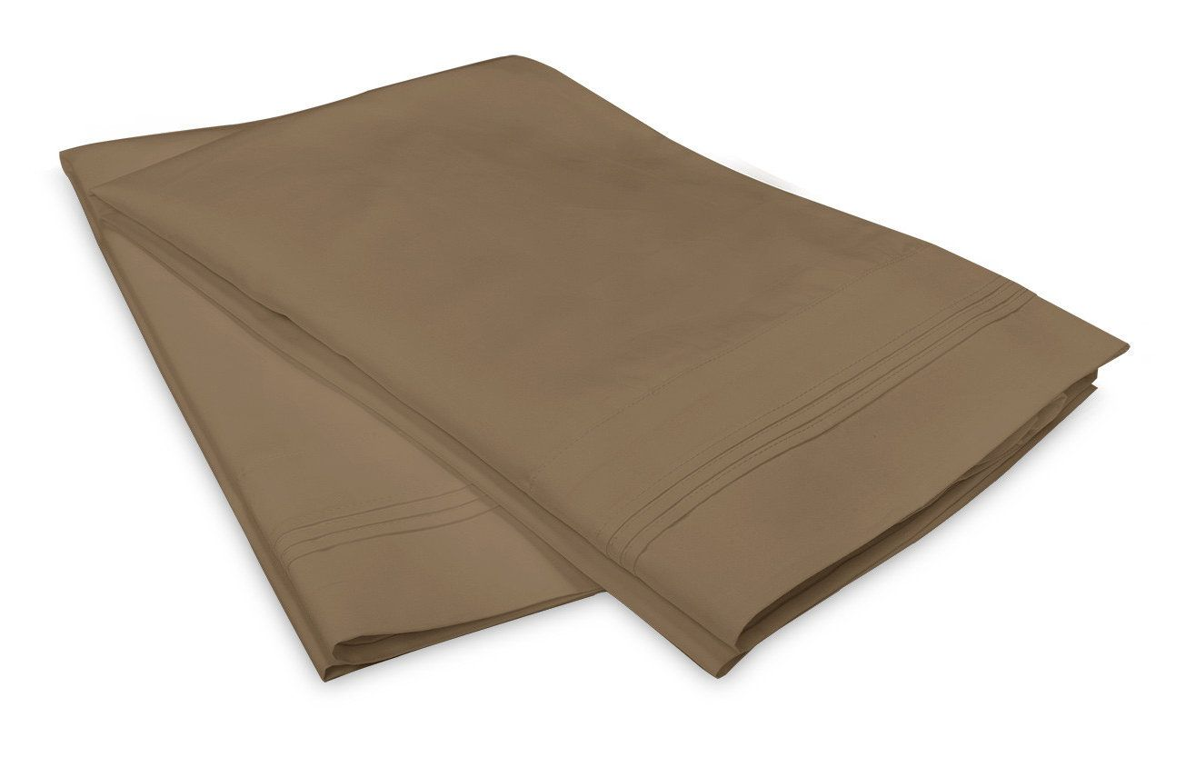 Schueller 400 Thread Count Egyptian-Quality Cotton Pillowcase