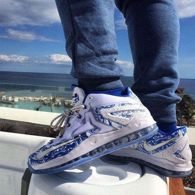Nike shoe · LeBron 11's Low