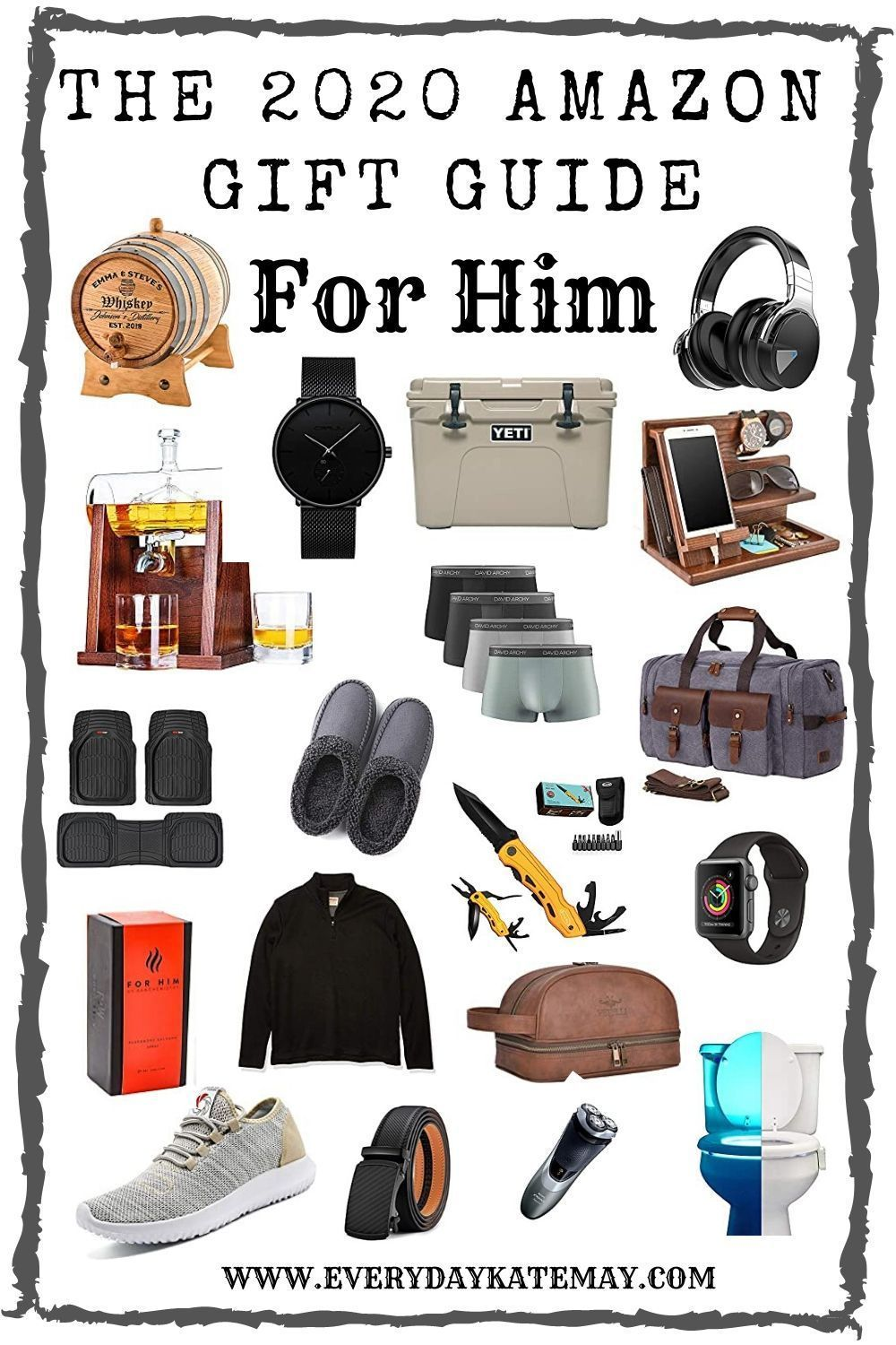 The Arh For Christmas 2020 The 2020 Amazon Gift Guide for Him in 2020   Amazon gifts, Gift