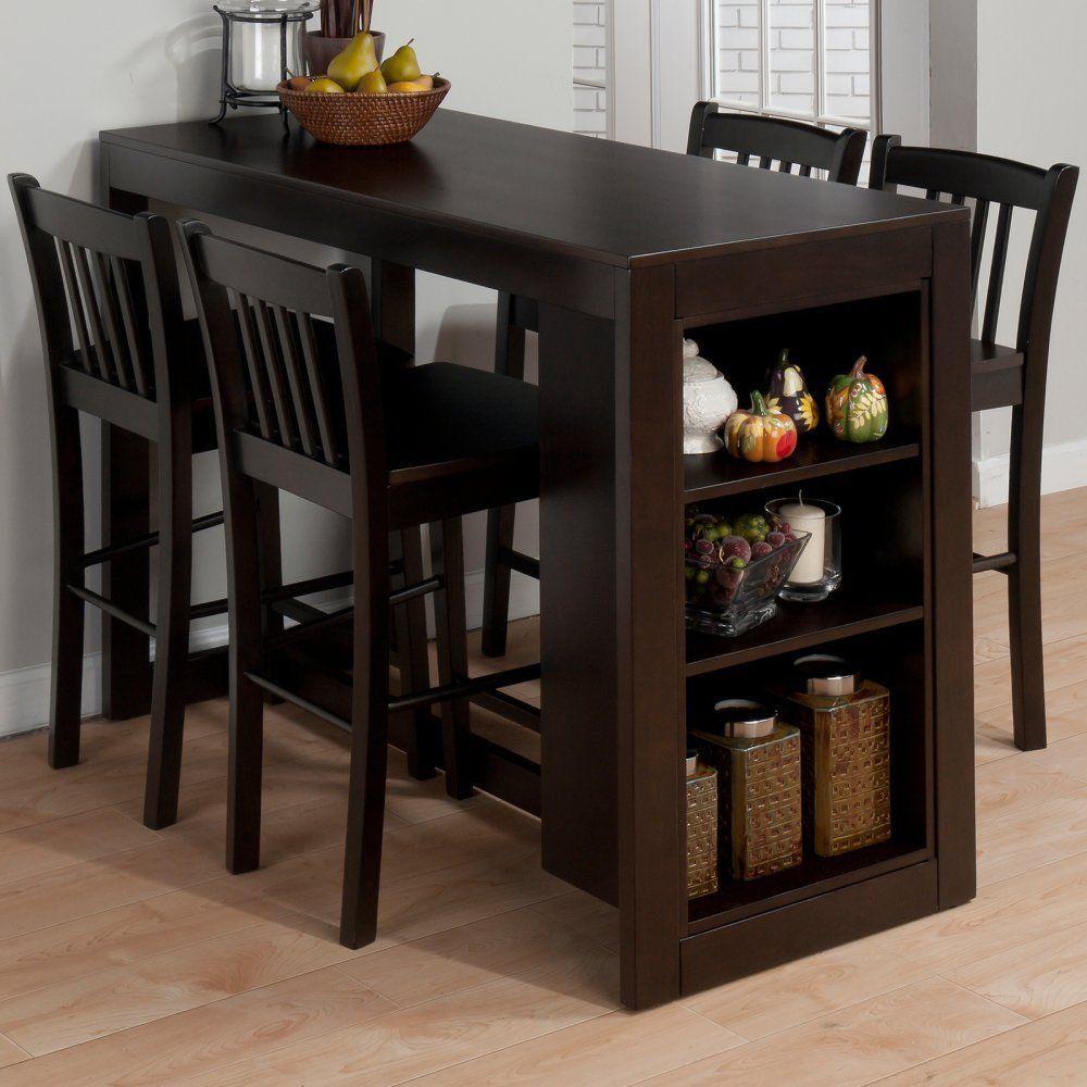 Amazon Com Jofran Maryland Counter Height Storage Dining