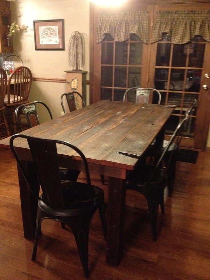 8 Astonishing Barn Door Dining Table Ideas Snapshot
