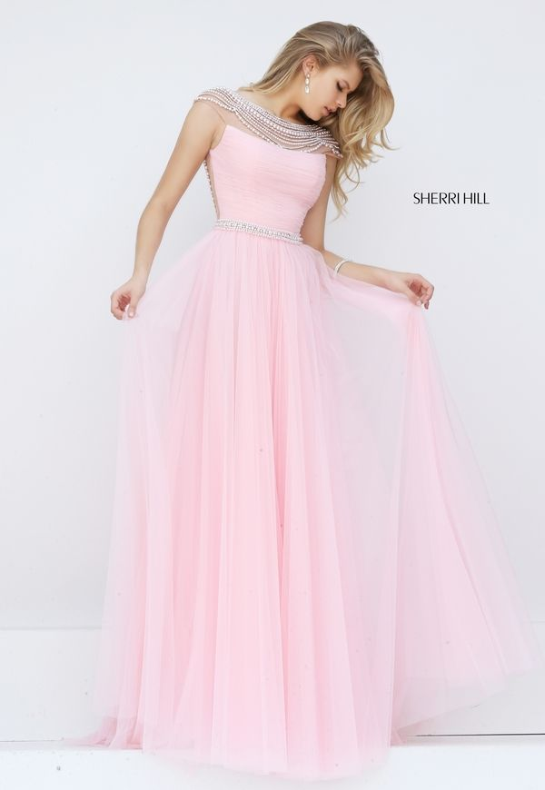 Sherri Hill 50187 | Prom 2016 Collection | Pinterest | Vestiditos ...