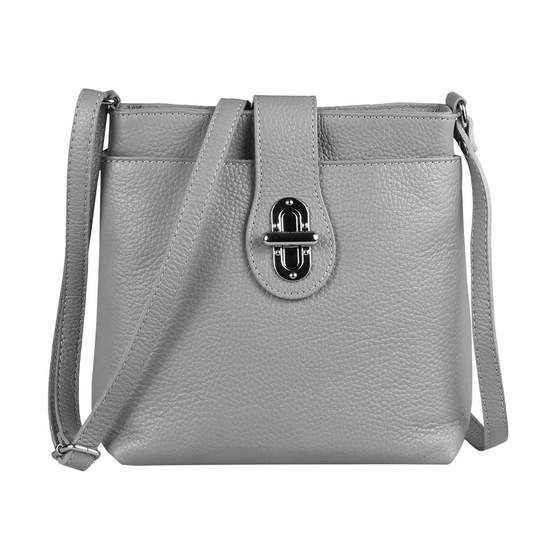 Photo of ITAL DAMEN LEDER TASCHE Schultertasche CrossOver