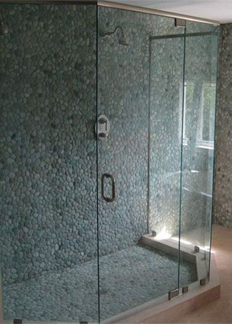 Glass Shower Doors U0026 Enclosures   Pacifica Glass San Diego