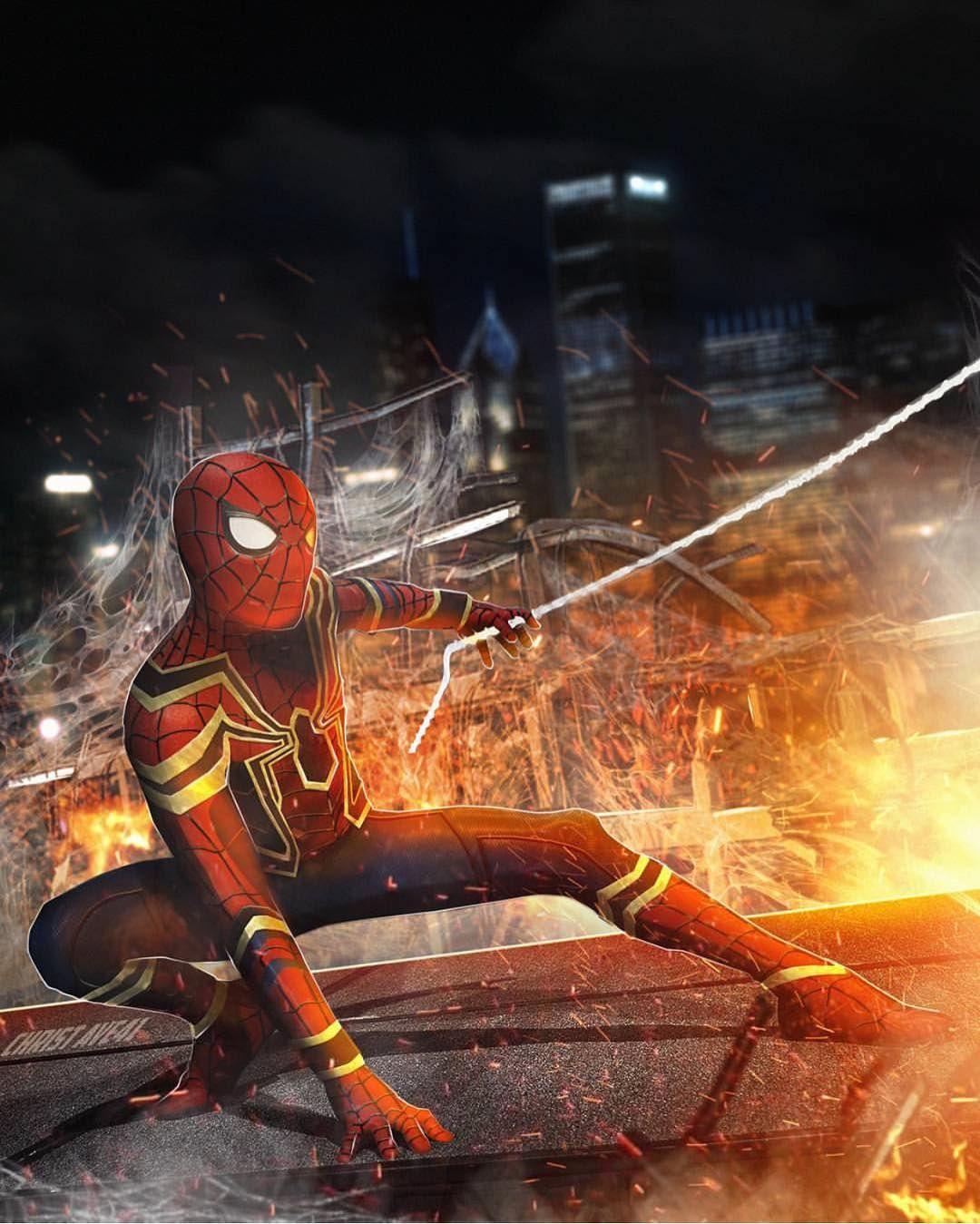 Spider-Man | Heróis | Pinterest | Hombre araña, universo Marvel y ...