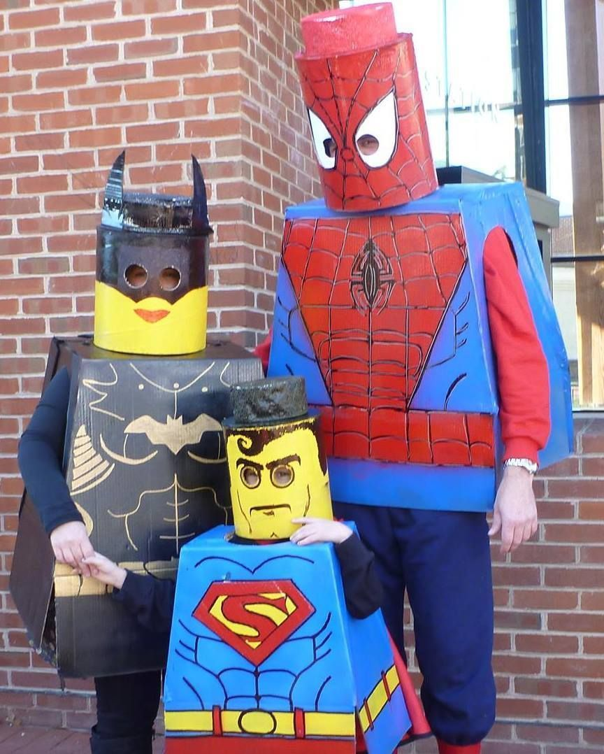 These are the best family halloween costumes ever click through for