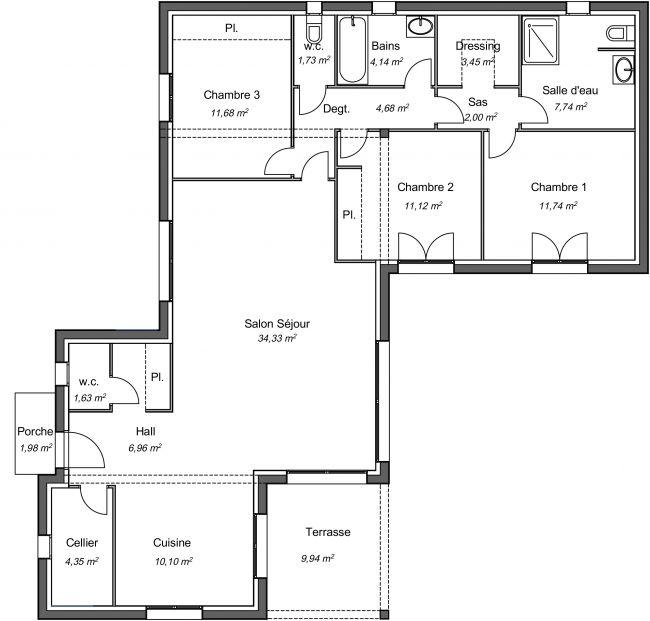 Plan De Maison 3 Idees Pour Construire Une 14