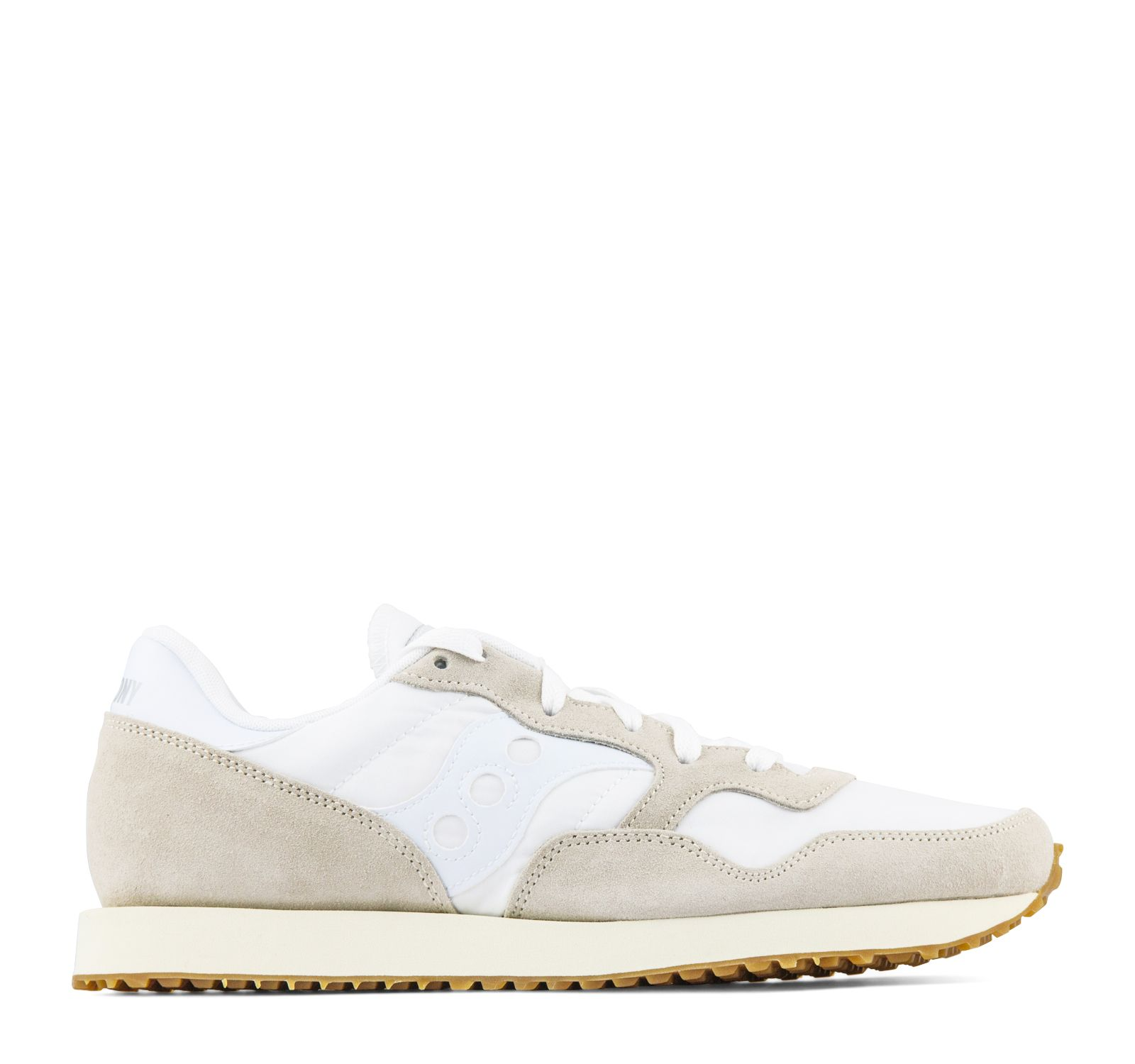 179feaadbaef Saucony DXN Trainer Vintage Men s Sneaker in White