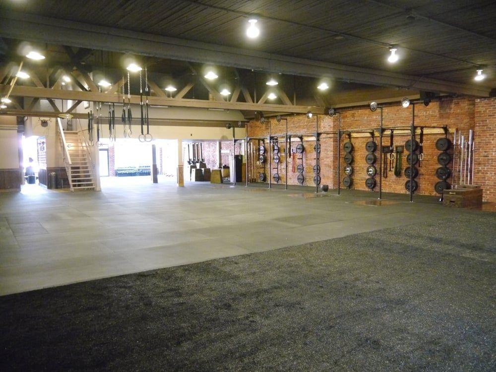 Photo Of Crossfit Belltown Seattle Wa United States Gym Interior Crossfit Gym Design