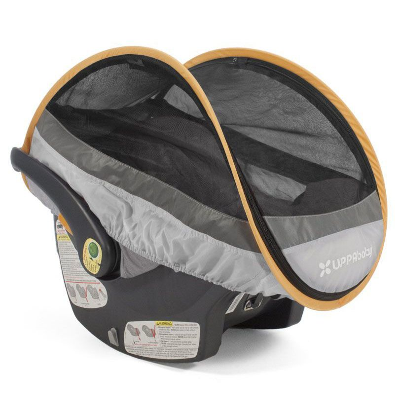 BRICA Infant Comfort Canopy Car Seat Cover Reviews
