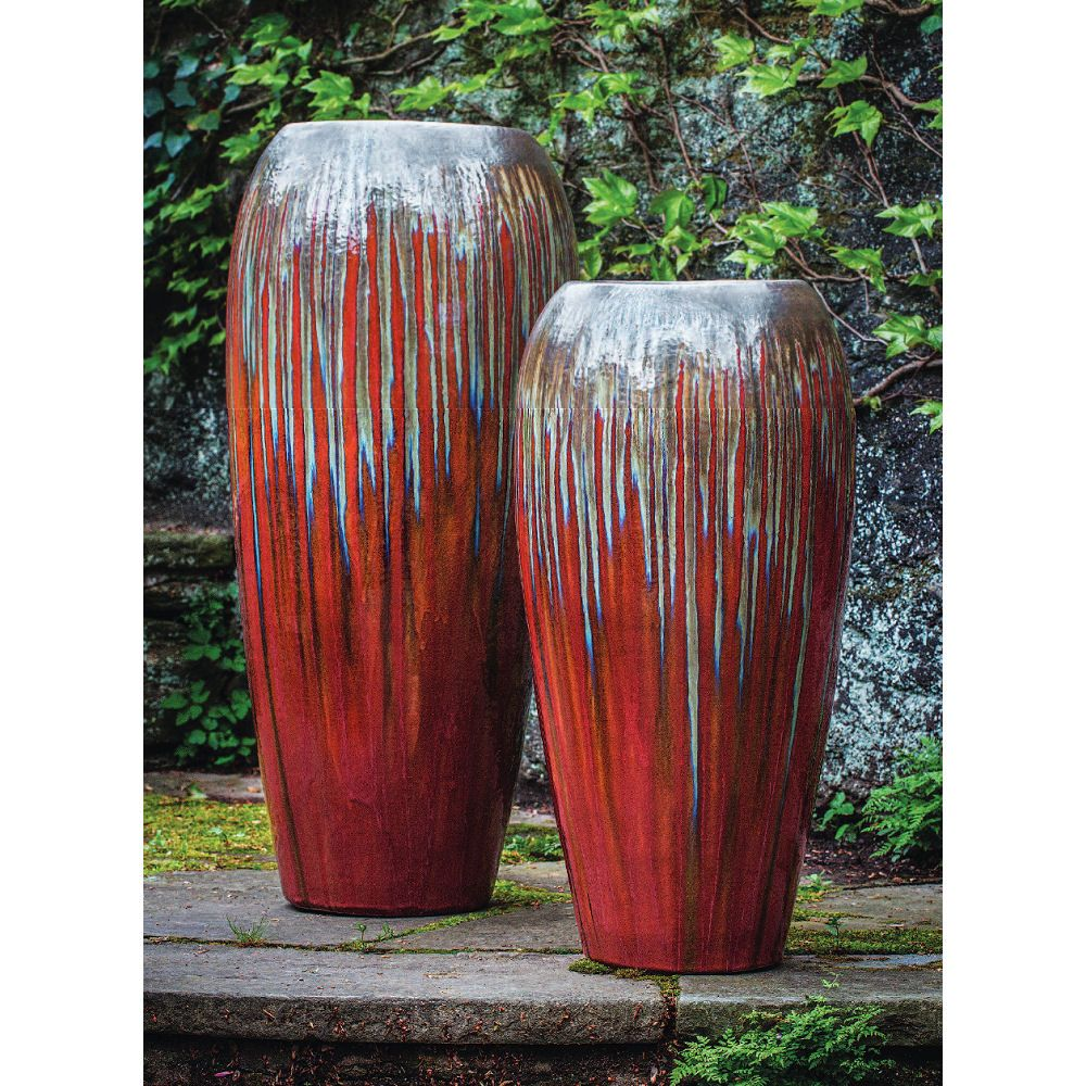 Ceramic Planters Garnet