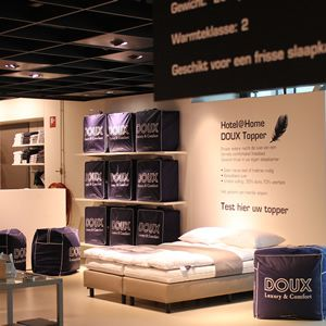 DOUX Shop in Shop - Morres Wonen - The Netherlands