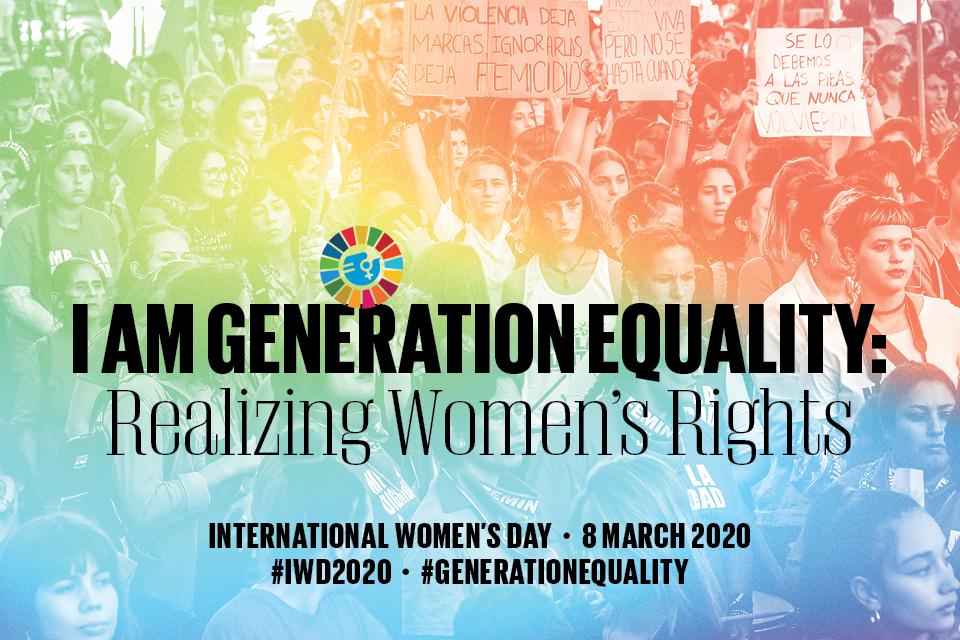 International Women S Day 2020 In 2020 International Womens Day International Women S Day Woman S Day