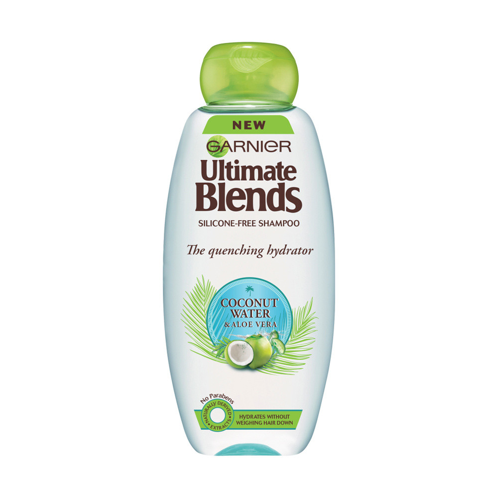 Garnier Ultimate Blends Coconut Water Shampoo for Dry Hair