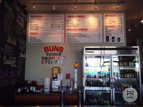 Buns Burger Shop | Puerto Rico