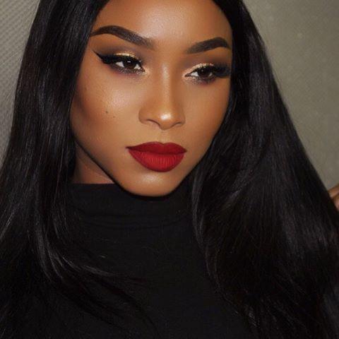 Pinterest Akualovely Red Lipstick Dark Skin Lipstick For Dark