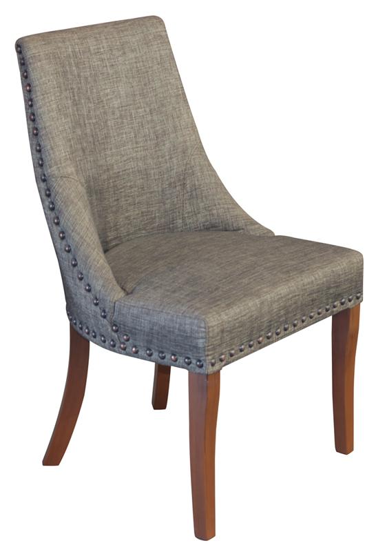 Sill n sena tachuela silla comedor sillon www - Sillas tapizadas modernas ...