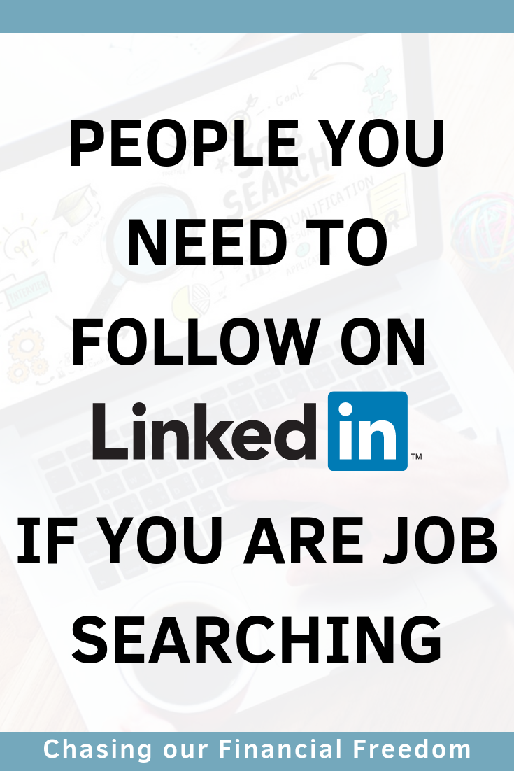 People You Need To Follow On Linkedin If You Are Looking For A Job