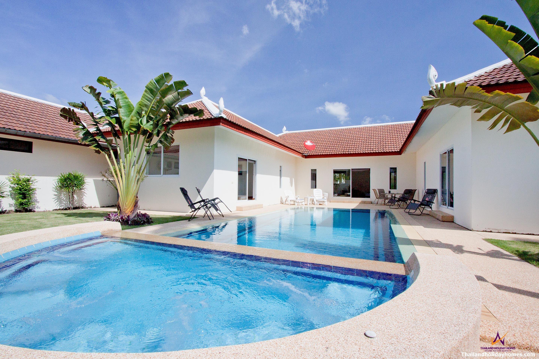 Pattaya Villas - 7th Heaven Villa 7 Bedrooms, Pratumnak Hill ...