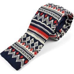 Photo of Winterliche Strick-Krawatte