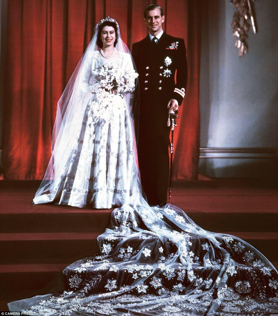Queen Elizabeth and Philip's platinum anniversary romance