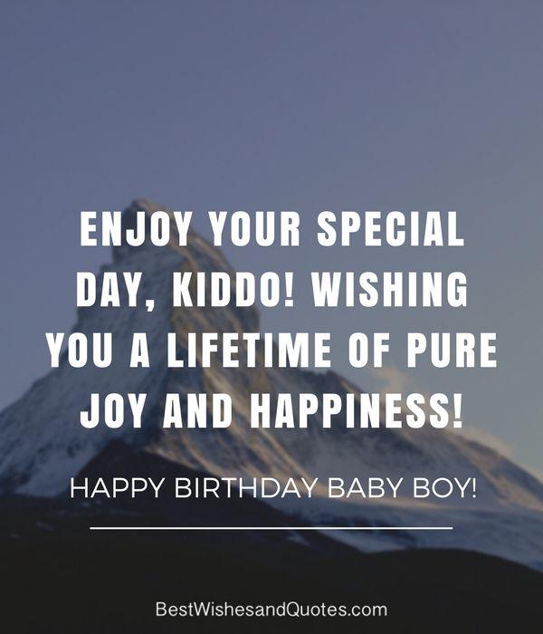 Happy Birthday Baby Boy Happy Birthday Baby Boy Pinterest