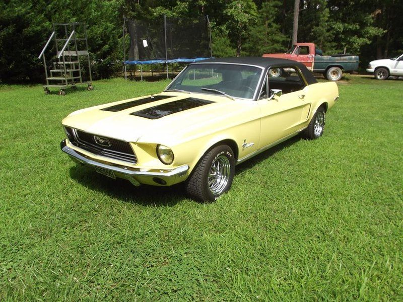 1968 Ford Mustang (VA) - $25,000 Please call Richard @ 434-326-7662 ...