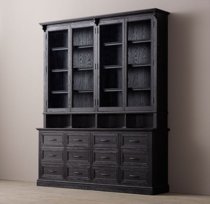 Apothecary display cabinet restoration hardware furniture home decor furniture house styles - Restoration hardware cabinets ...