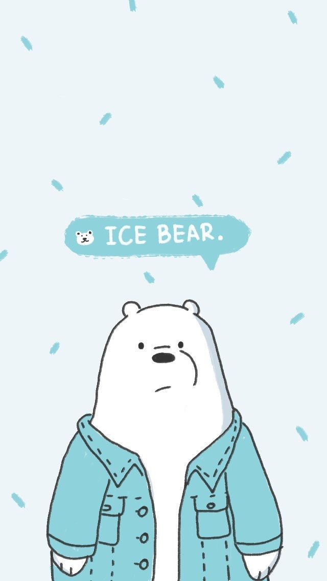 Pin By Phuu Phudtarn On My Phone Wall Pinterest Bare Bears We