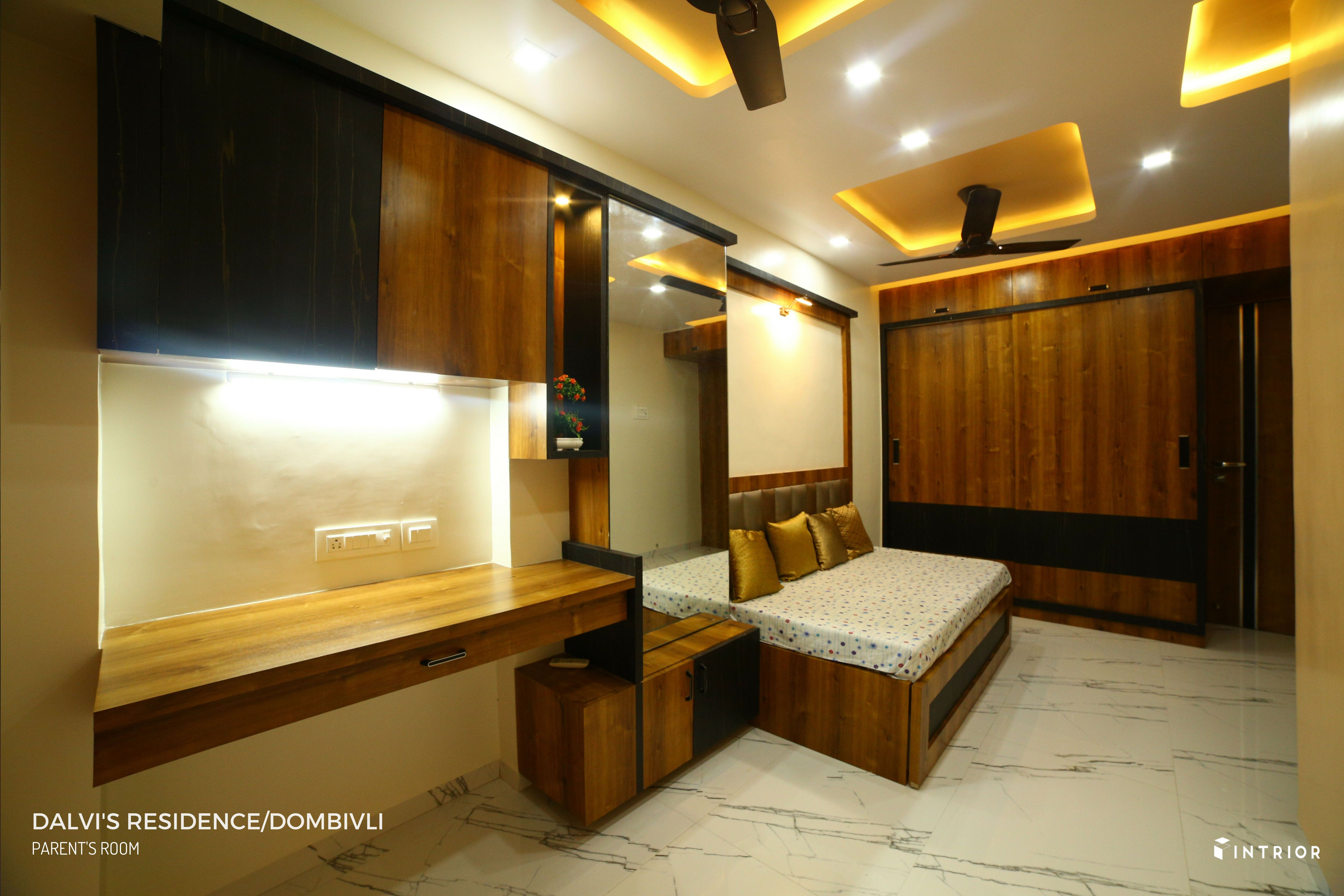 Parent S Room Design At Dombivli Thane Room Design Interior