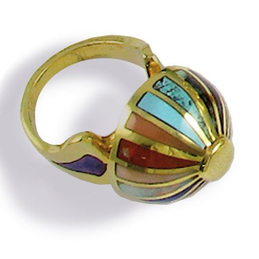 Welcome To Nighthorse Jewlery :: Creators of Fine Native American Jewelry :: Browse Rings