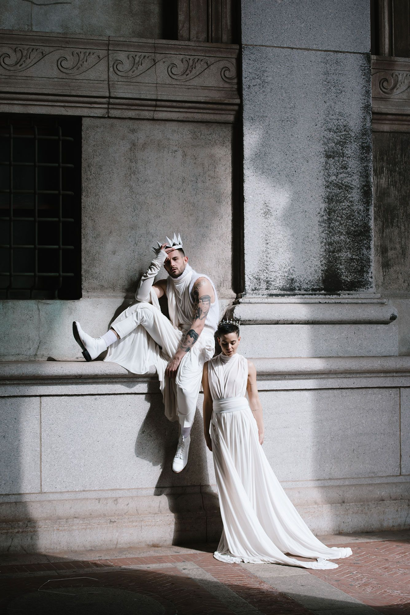 Leslie knope wedding dress  Youngerus Nico Tortorella Got Married ufor Realu to Partner in