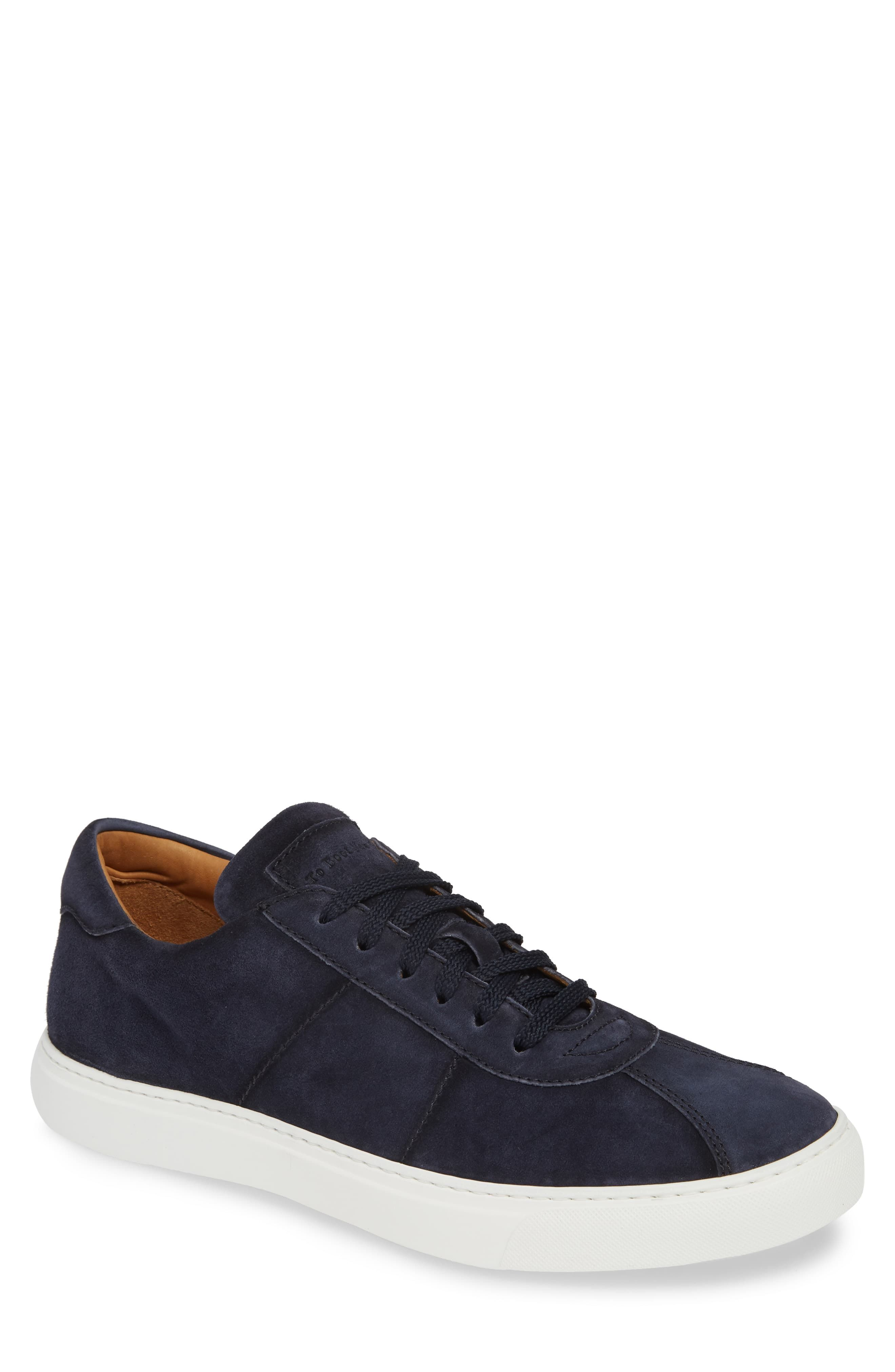 Men's To Boot New York Charger Low Top Sneaker, Size 10.5 M