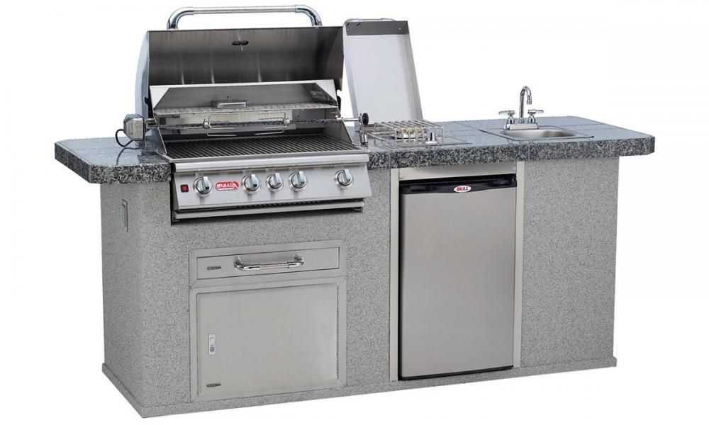 Outdoor Kitchen Bull Outdoor Products Outdoor Kitchen Grill Outdoor Kitchen Countertops Prefab Outdoor Kitchen