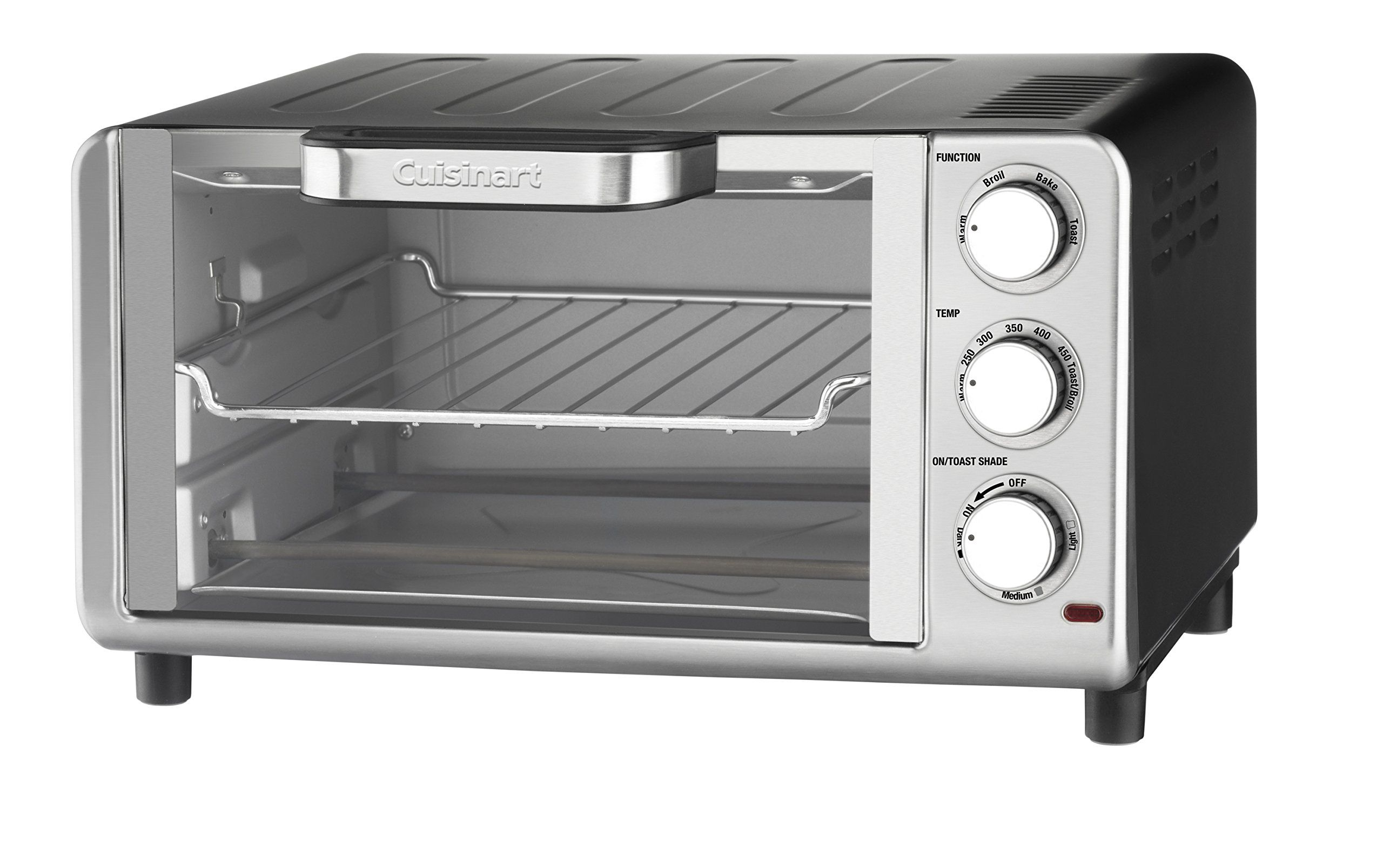 Cuisinart Tob80n Compact Toaster Oven Broiler Stainless Steel To View Further For This It Cuisinart Toaster Oven Convection Toaster Oven Toaster Oven Reviews