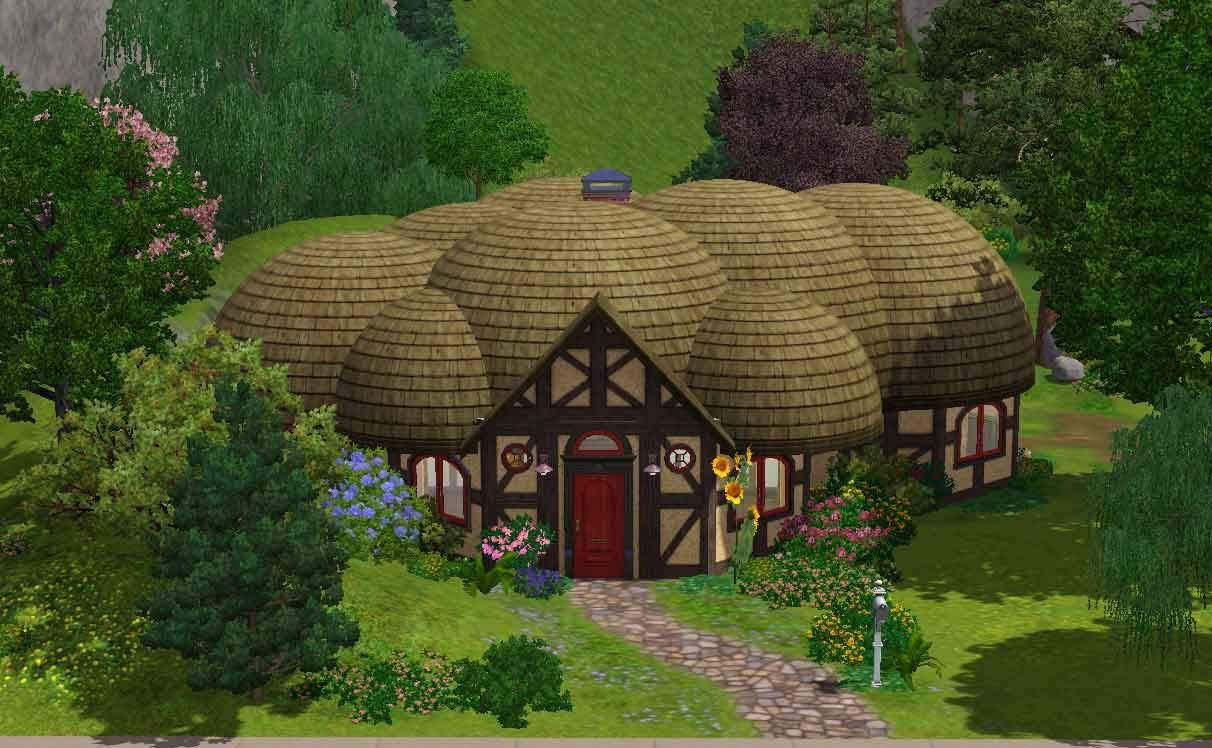 Images For > Lord Of The Rings Hobbit House