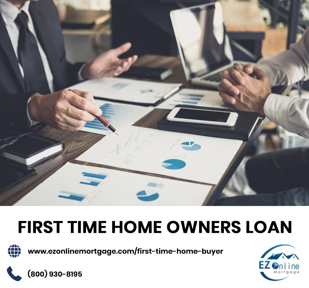 First time home buyer loan with images paying off