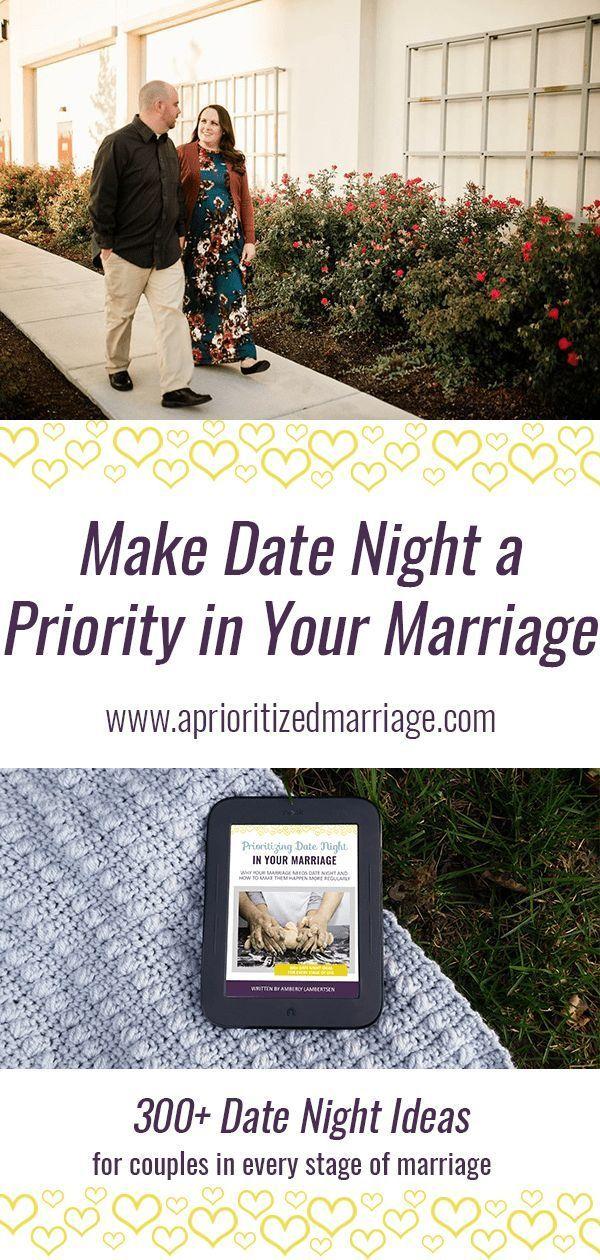 Ebook + Audio – Prioritizing Date Night in Your Marriage