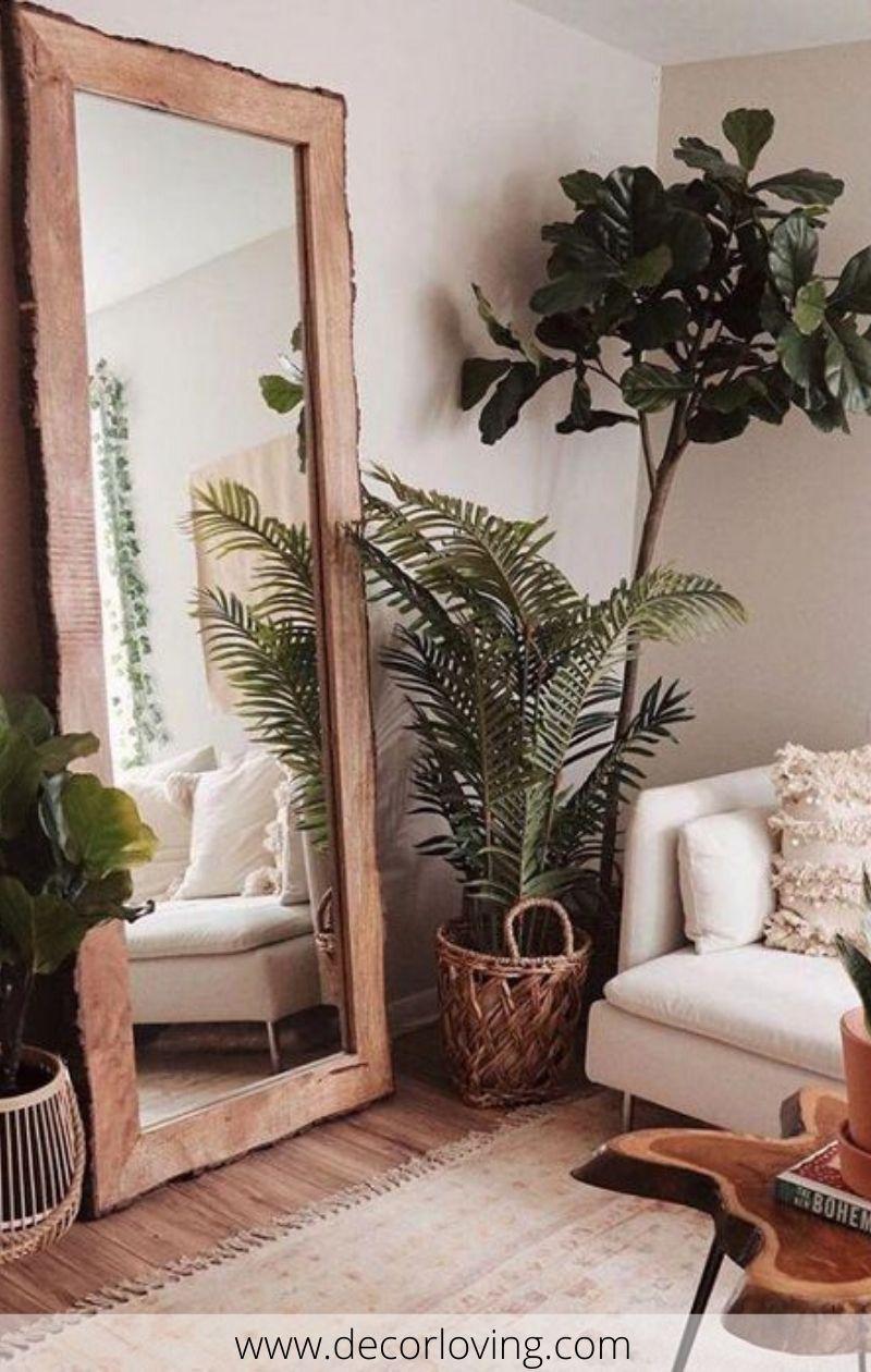 9 Large Living Room Wall Mirror Decor Ideas For Interior Desig
