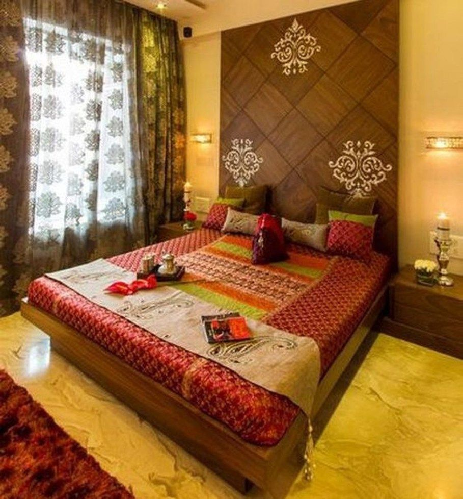 Awesome Indian Bedroom Design Decorating Ideas 10  Indian bedroom