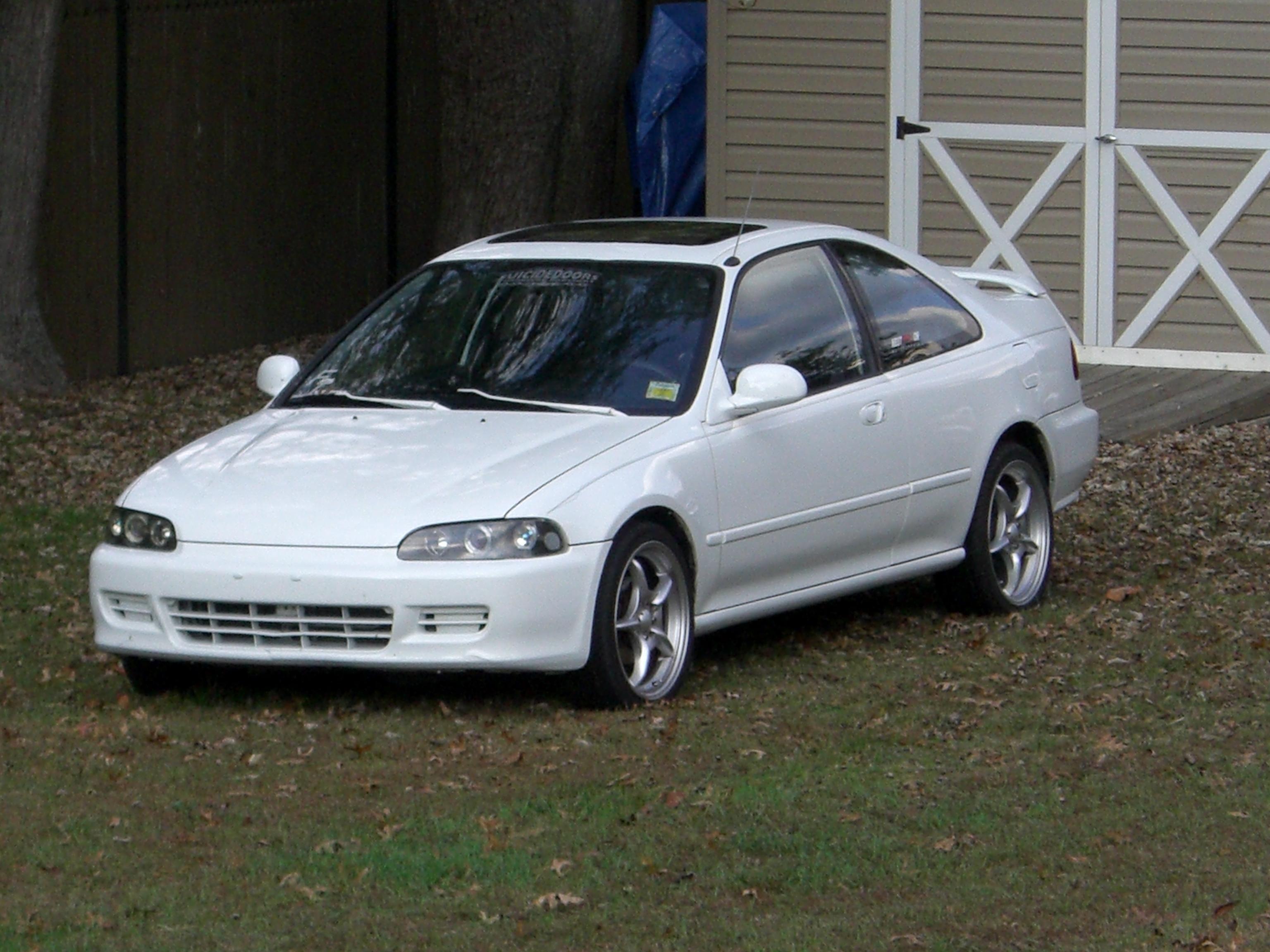 1995 Honda Civic Honda Civic Honda Civic 1995 Honda Civic Hatchback