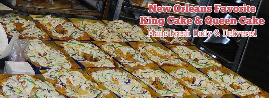 Best king cake i have ever had antoines famous cakes
